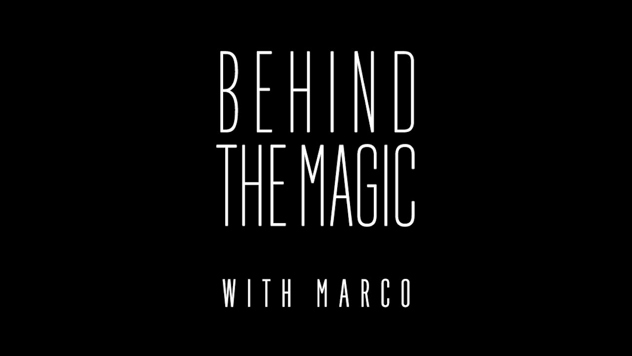Behind the Magic: Interviews