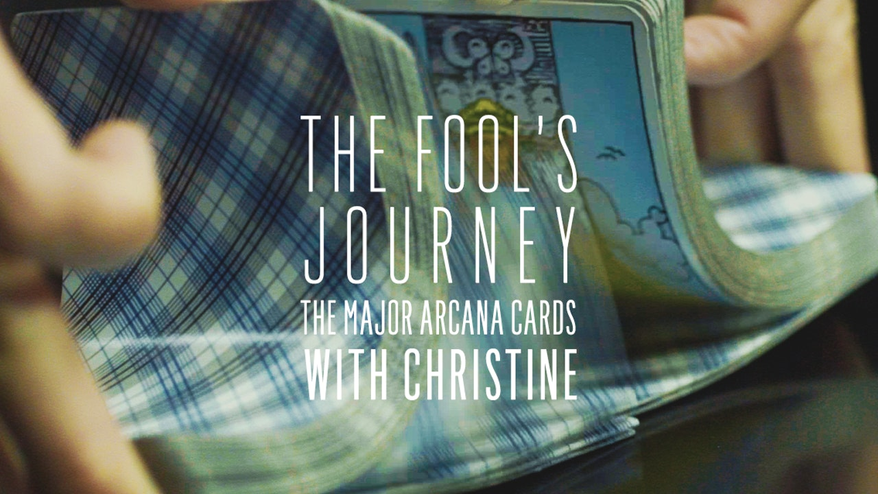 Major Arcana Tarot (The Fool's Journey)