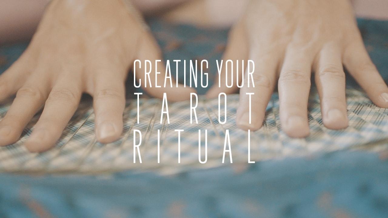 Creating Your Tarot Ritual