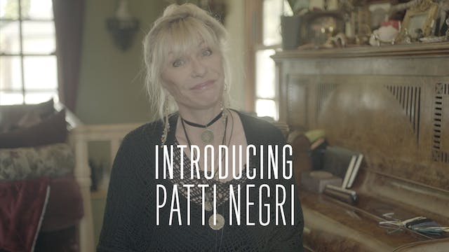 Introducing Patti Negri
