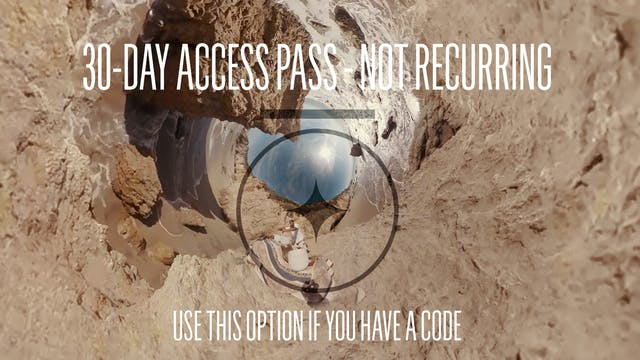 Get one month access or Redeem a Code