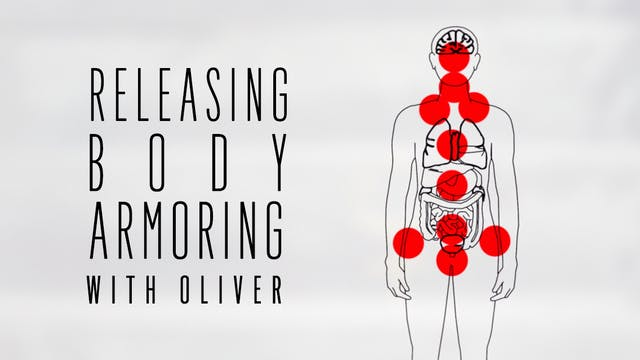 Releasing Body Armoring