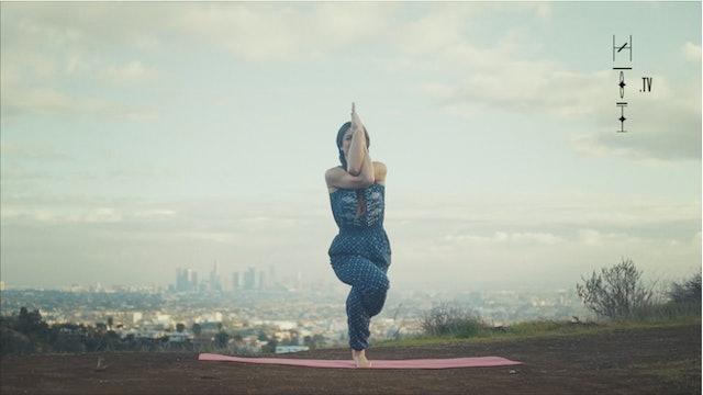 Yoga Moves for a Gemini