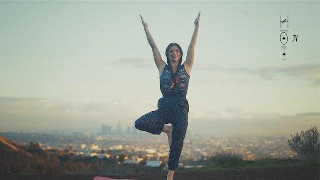Yoga Moves for a Scorpio