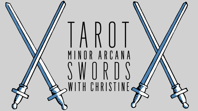 Minor Arcana Swords