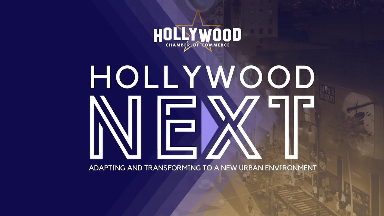 2020 Economic Development Summit - Hollywood NEXT