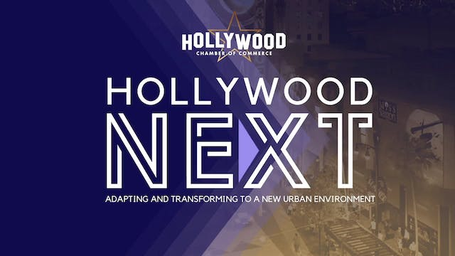 EDS 2020 - Hollywood Next: Opening Program
