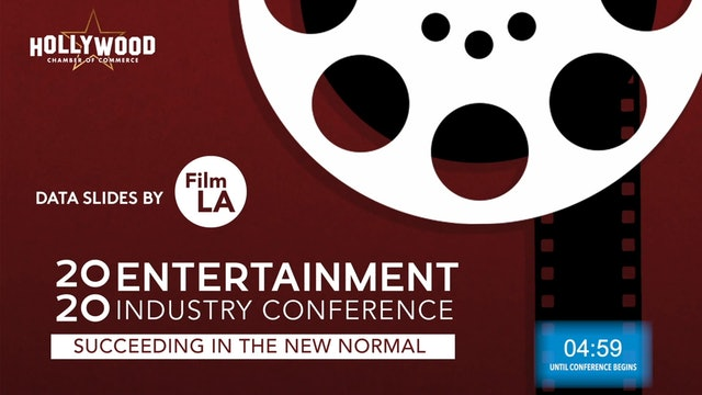 2020 Entertainment Industry Conference - Opening Remarks