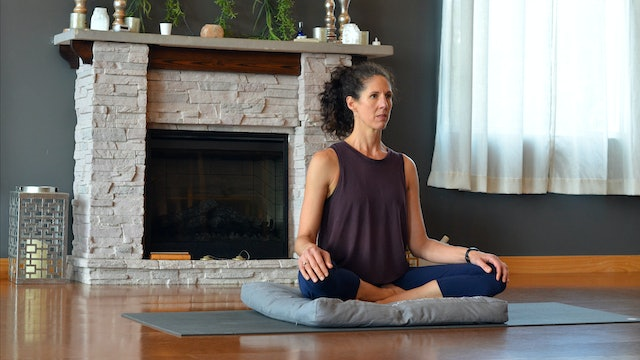 Meditation: Guided Relaxation with Karin Weinstein