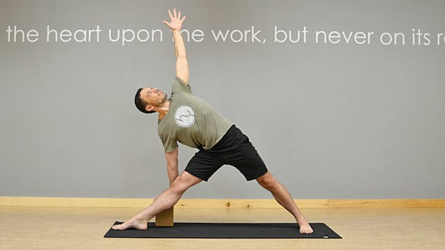 Intro to Yoga: Part 2 with Evan Madeo