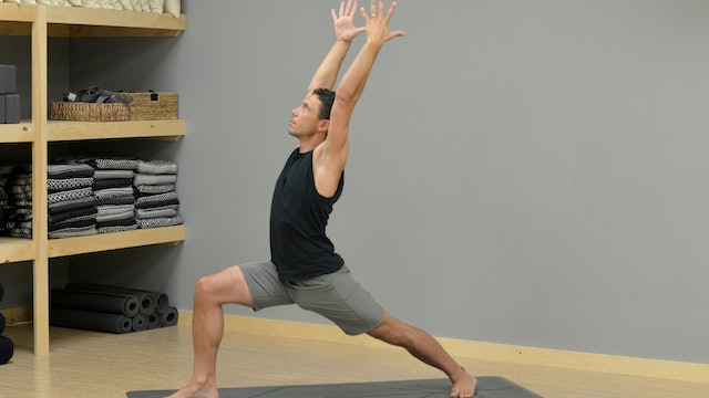 Calm & Strong: Root Chakra with Evan Madeo