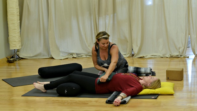 Restorative Yoga with Shannon Cramner