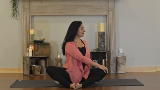 Yin Yoga with Charu Varma
