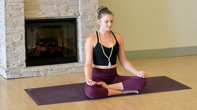 30 Day Challenge Day 22: Pranayama with Charity