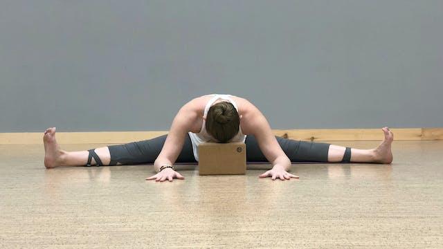 Gentle Yoga with Charity