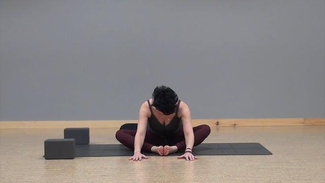 Morning/Bedtime Yin Yoga
