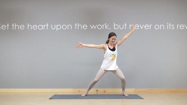 Moon Salutations with Brittany Lewis