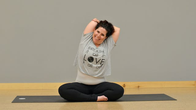 Roots: Yoga for Healthy Shoulders wit...