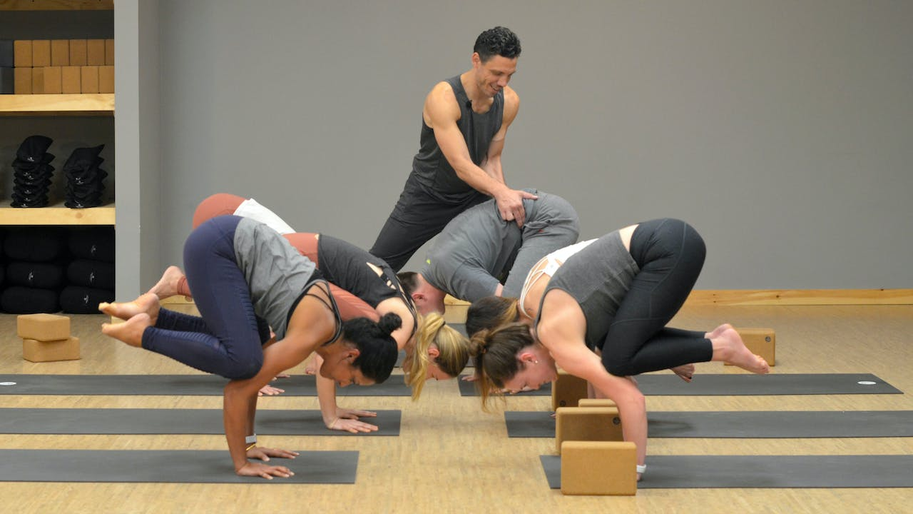 Flow: Live Yoga Class with Evan Madeo