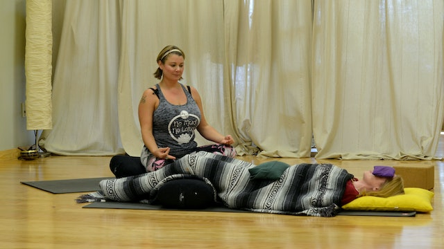 Restore and Meditation Before Bed with Shannon