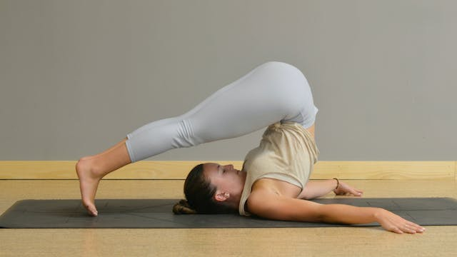 30 Day Challenge Day 21: Plow Pose