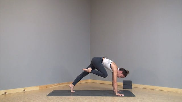 Get up and Flow with Cathy Madeo