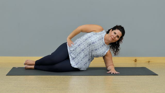 Yoga to Move your Back & Spine