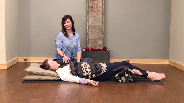 Guided Restorative Savasana