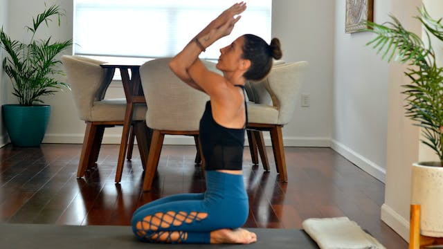 Morning Yoga with Cathy Madeo