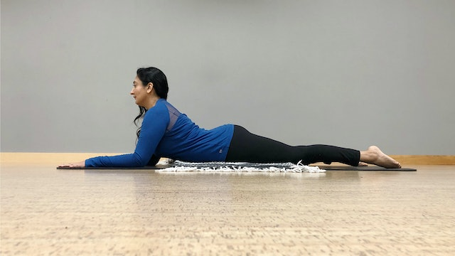 Yin Yoga: Move your Spine with Charu Varma