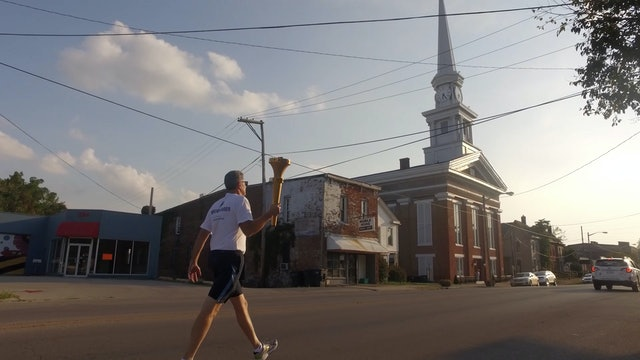Everlasting Light: The Story of Indiana's Bicentennial Torch Relay