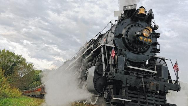 Waking Up a Steam Locomotive