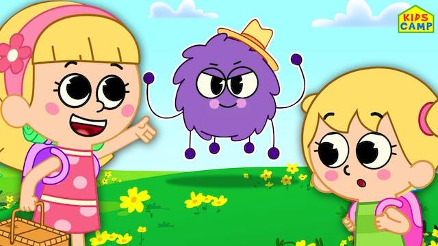 KidsCamp - Incy Wincy Spider