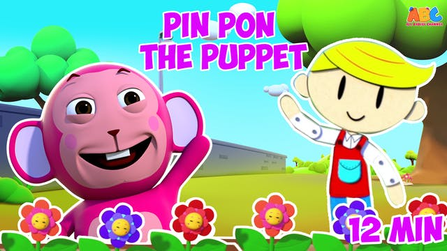Movie Of The Day - Pin Pon The Puppet