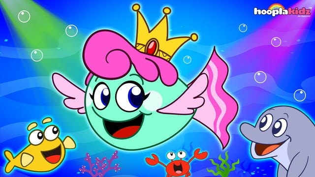 Fish Is The Queen Of The Sea