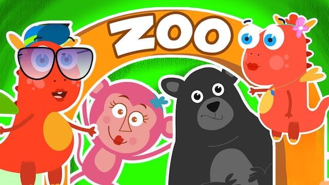 We Are Going To The Zoo