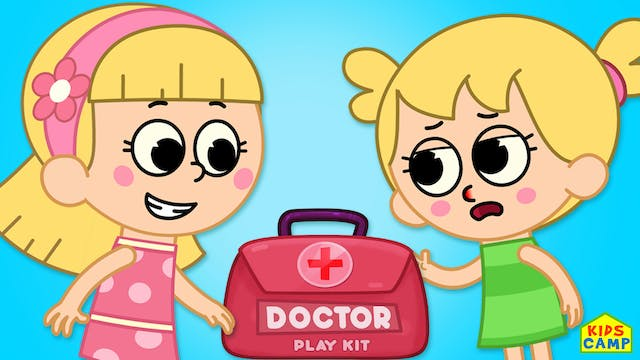 KidsCamp - Doctor Song With Elly and Eva