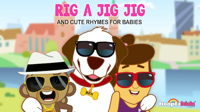 Rig A Jig Jig And Cute Rhymes For Babies