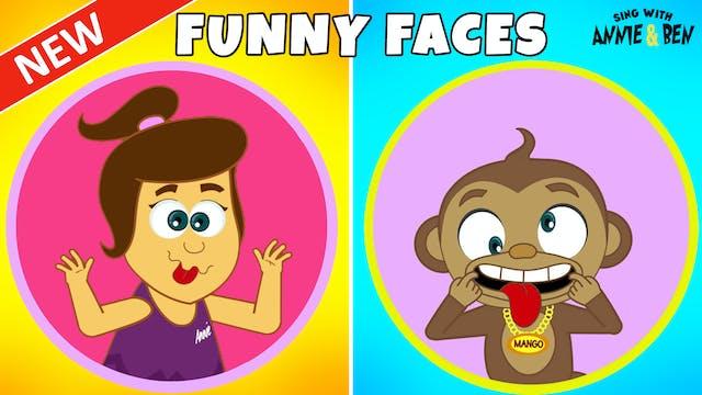 Annie & Ben - Funny Faces