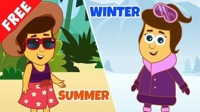 Annie & Ben - Learn Seasons With Anni...