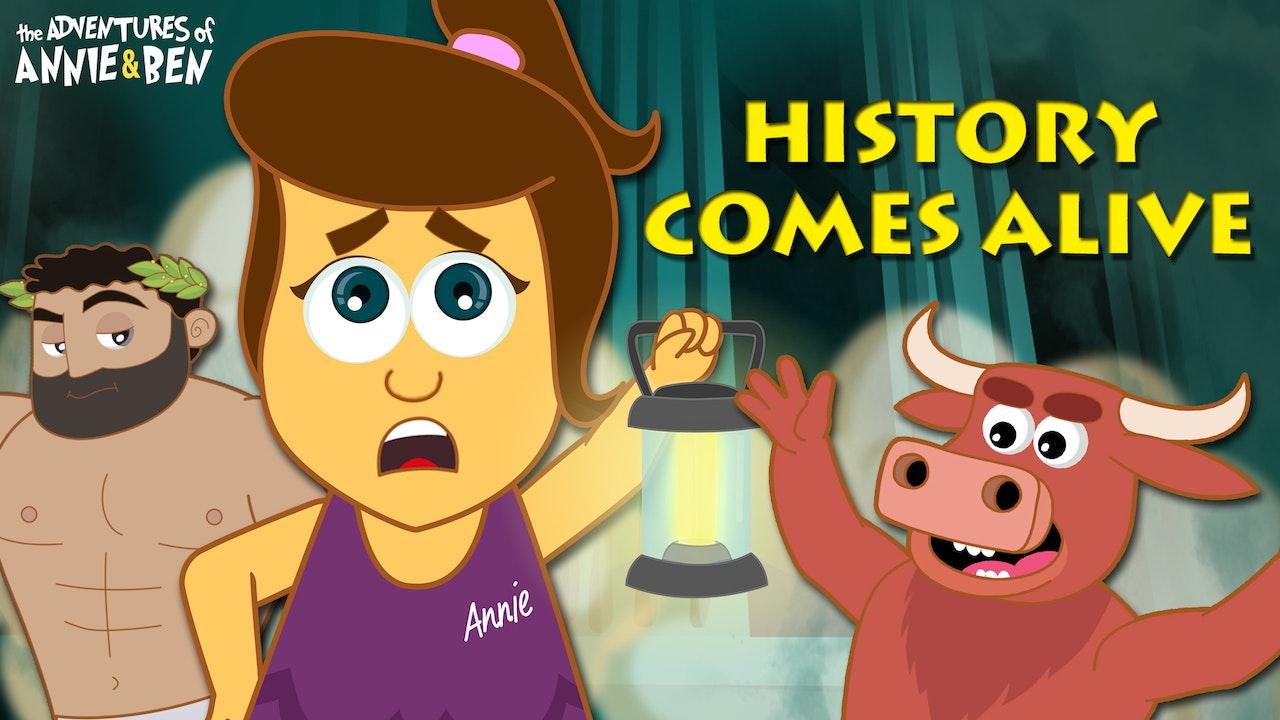 History Comes Alive