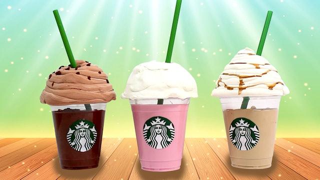DIY Liquid Starbucks Squishy