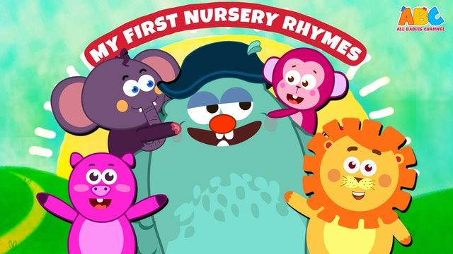 My First Nursery Rhymes