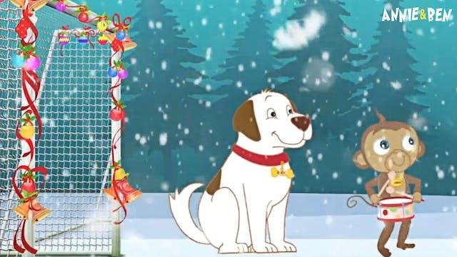 Annie & Ben - Christmas Animals Playi...