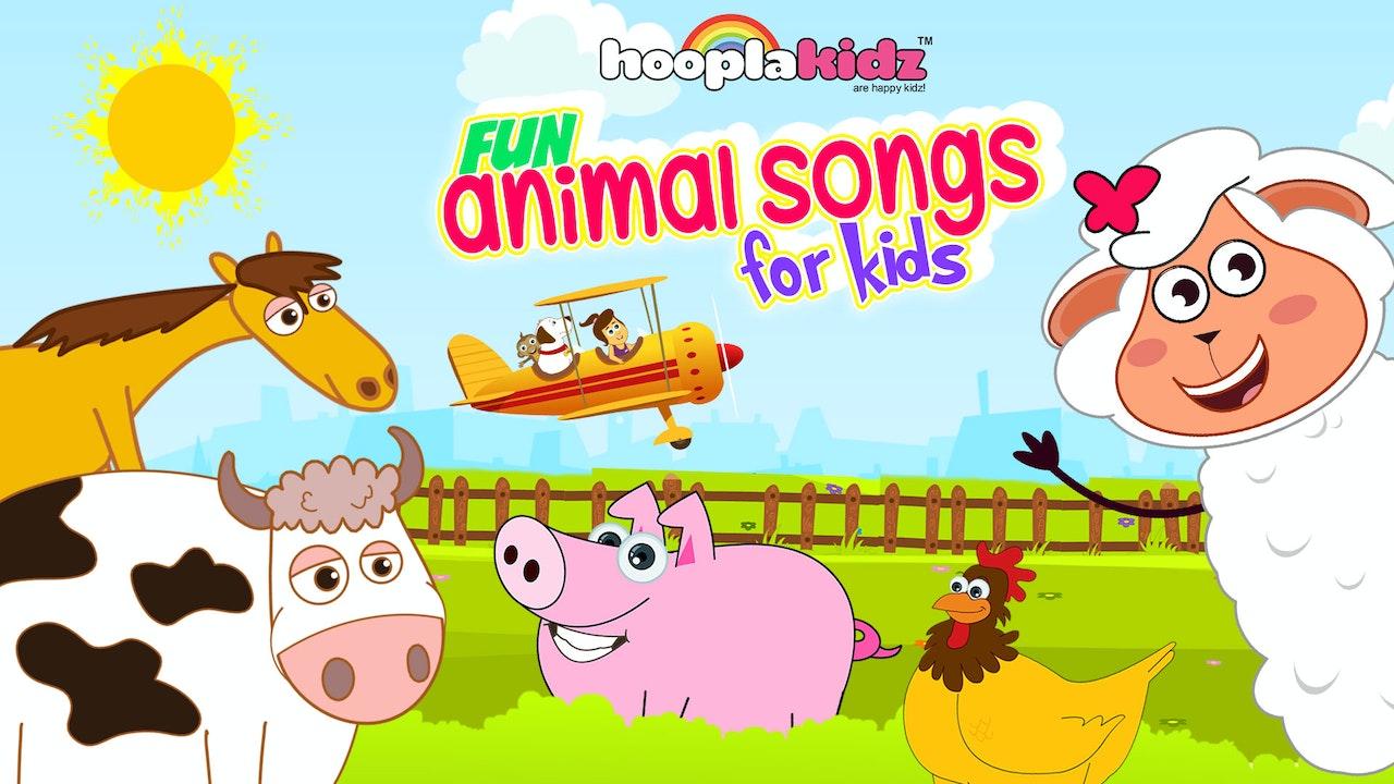 Fun Animal Songs