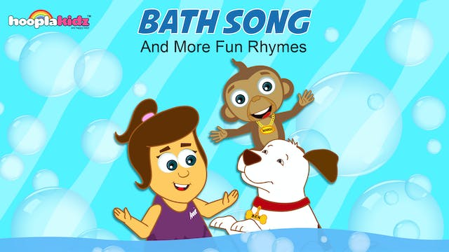 Bath Song And More Fun Rhymes