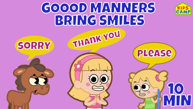 Good Manners Bring Smiles
