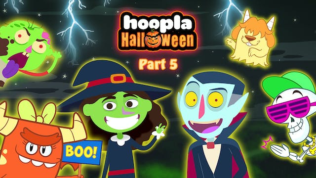 Hoopla Halloween - Part 5