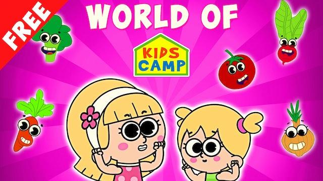 World of Kids Camp