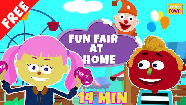 Movie Of The Day - Fun Fair At Home